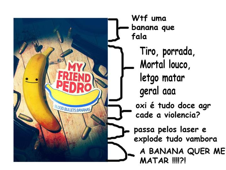 i am a banana!Because I'm a banana! - meme
