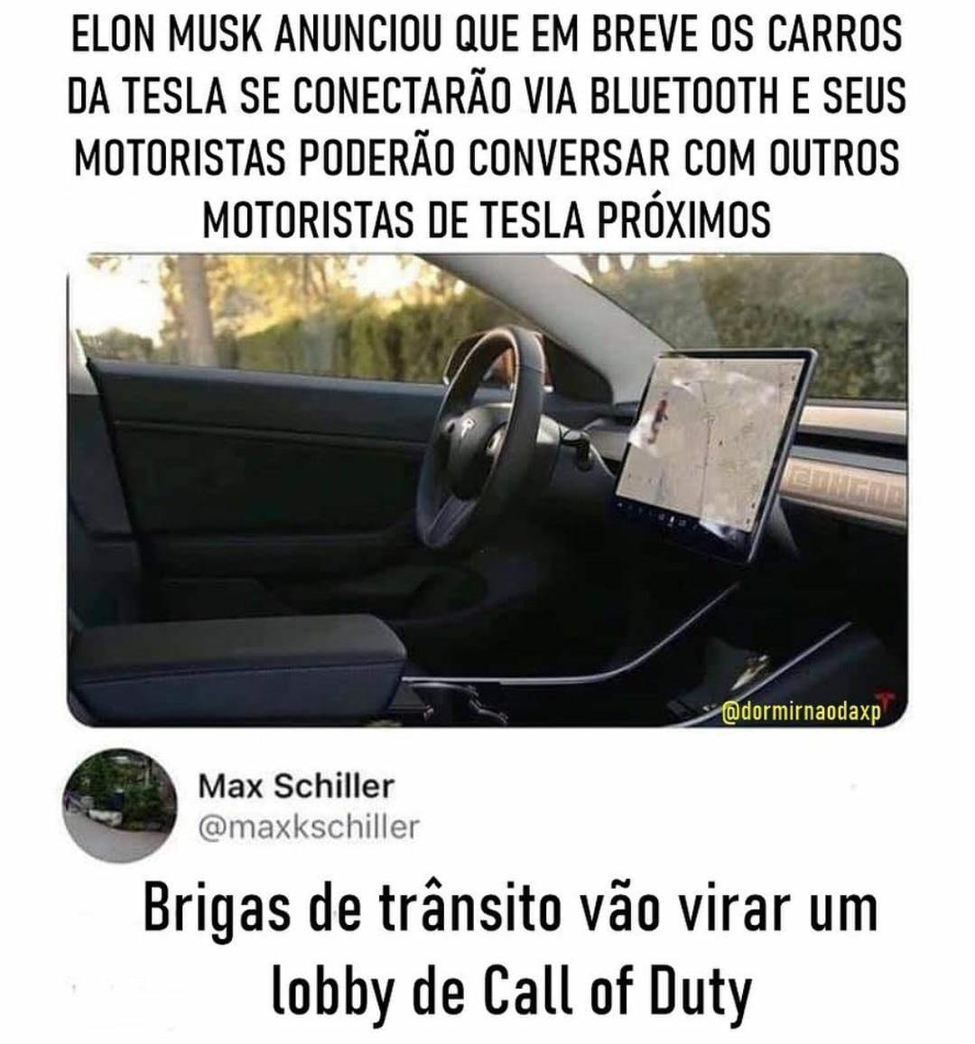 Tio Musk tá insano - meme