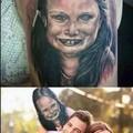 Such a beautiful tattoo