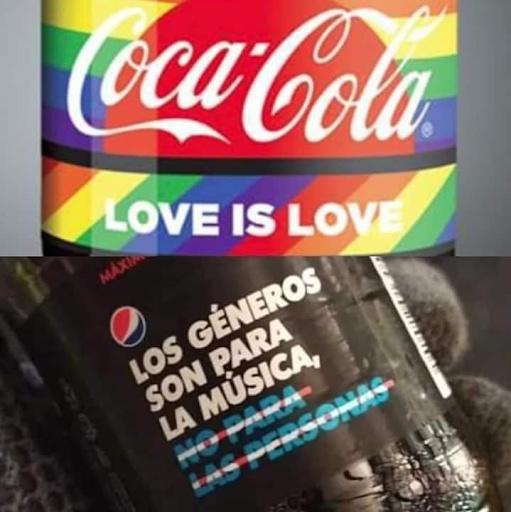 Pepsi machista opresor - meme