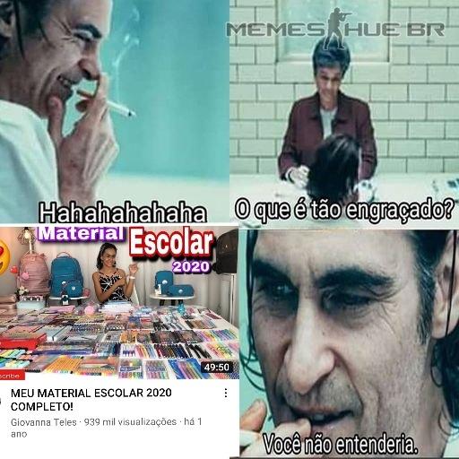 Joker hahaha - meme