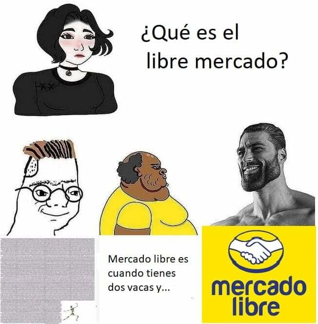Mercado libre - meme