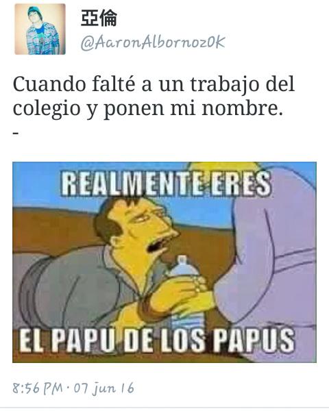 El Papú de los Papus :v - meme