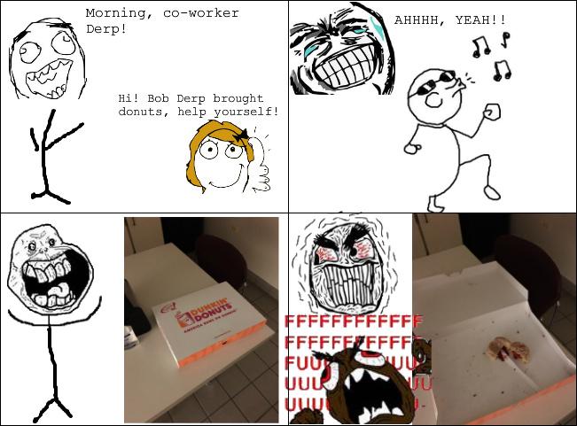 Do you like Dunkin' Donuts? - meme