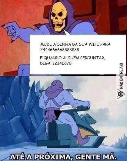 Maldade total! - meme
