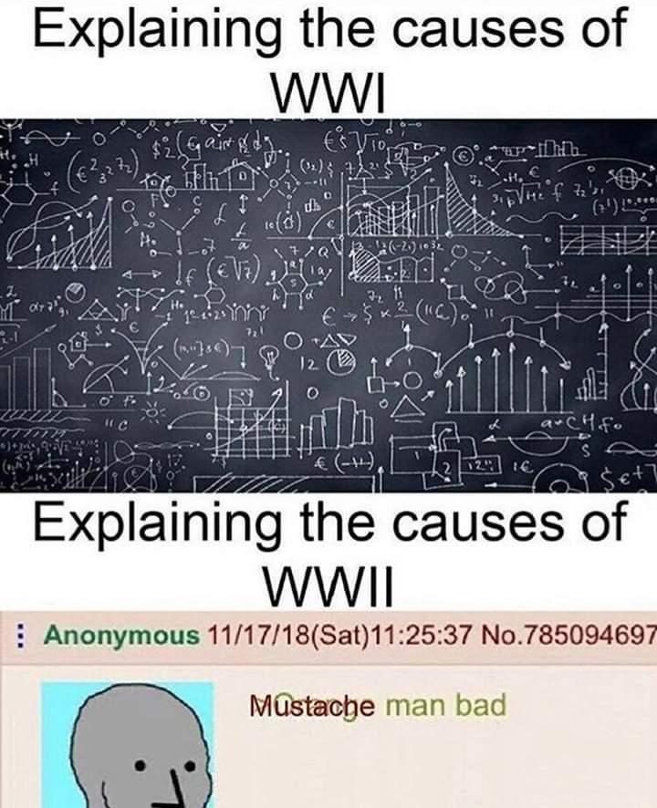 mustache - meme