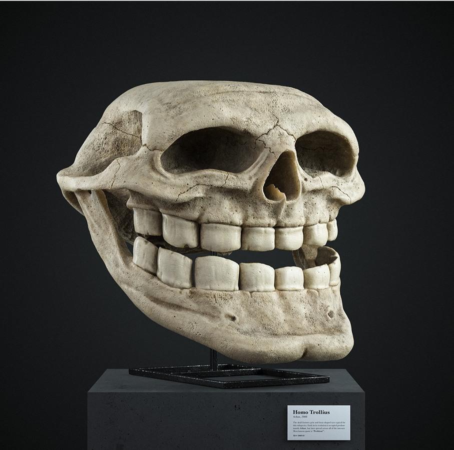 Homo Trollius by Filip Hodas - meme
