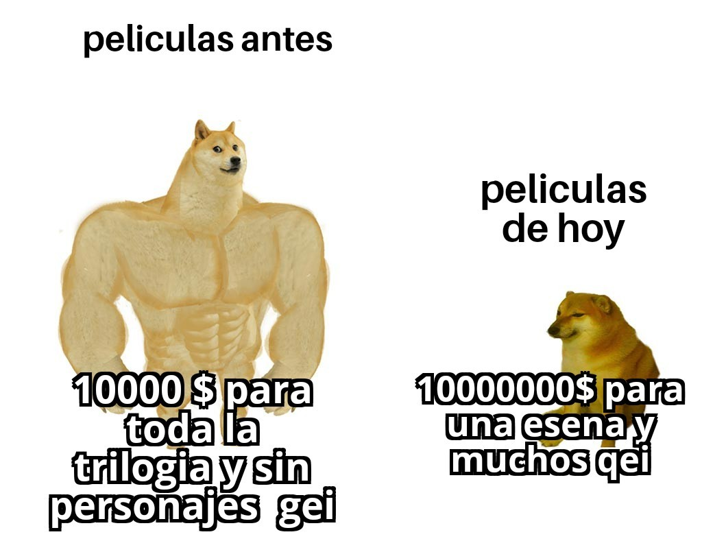 Peliculas - meme