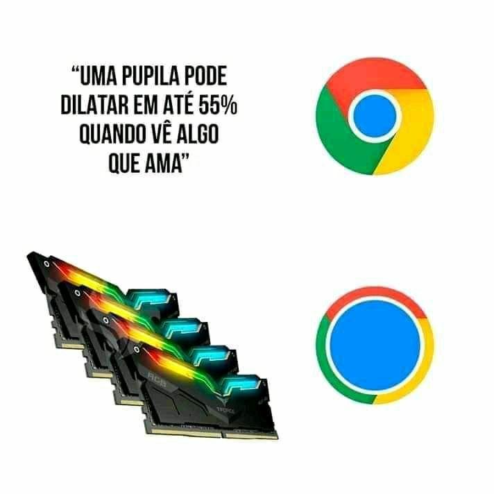 Firefox é o melhor - meme