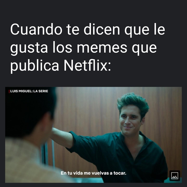 Irónicamente use una plantilla de un meme de Netflix en su pestaña de comunidad, paso el link https://www.youtube.com/channel/UC5ZiUaIJ2b5dYBYGf5iEUrA/community?lb=UgyqKioPJqujvPM00qh4AaABCQ