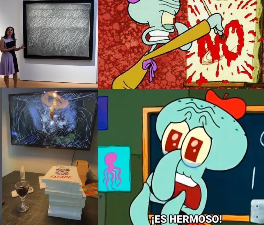 Arte Puro - meme