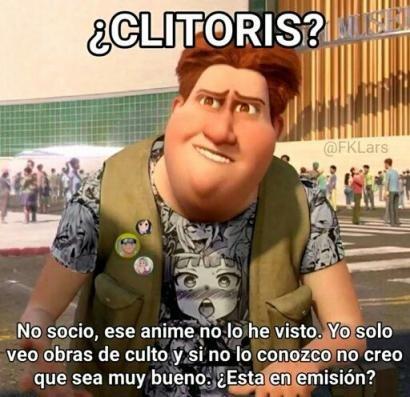 ¿CLITORIS? - meme