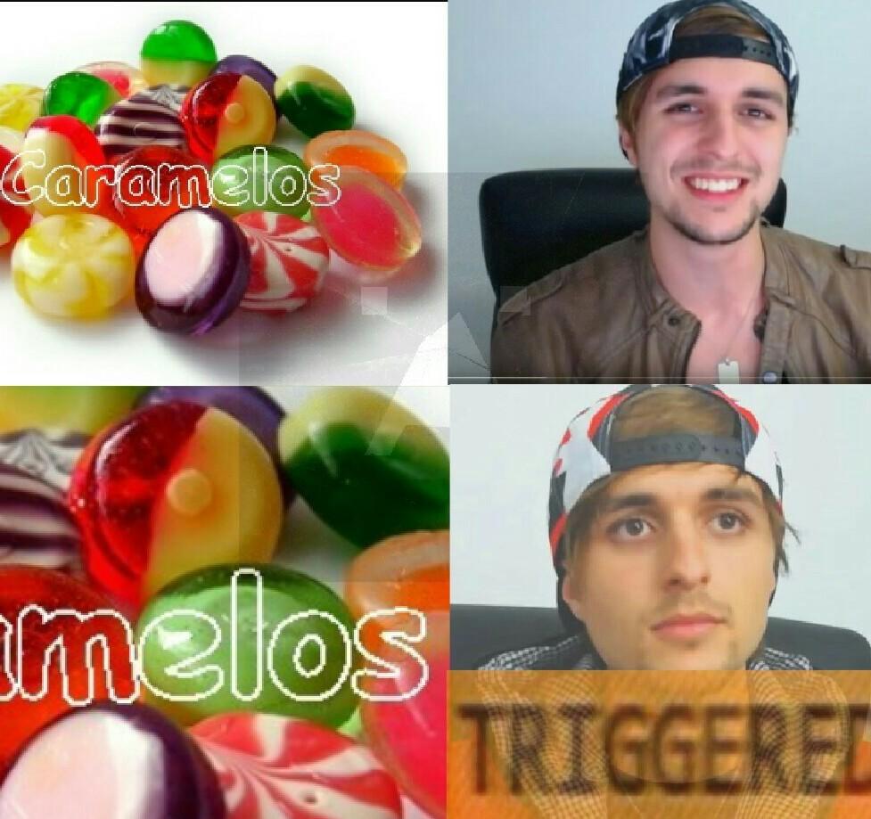 Melos = Ex-amigo de Dalas - meme