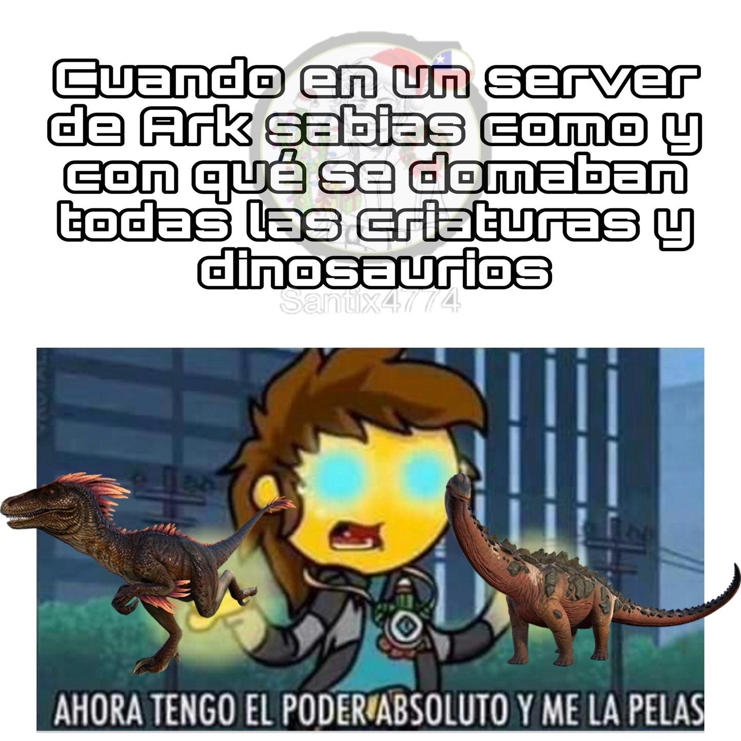 Ark Survival Evolved - meme