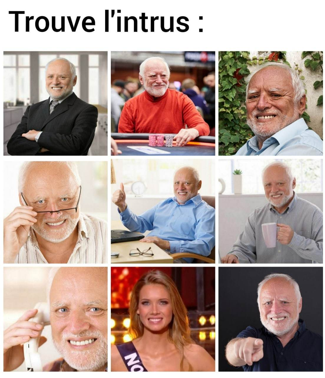 Un peu d'actualité - meme