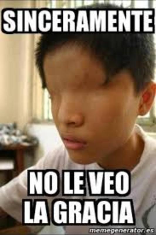 Buenardo aceptenlo - meme