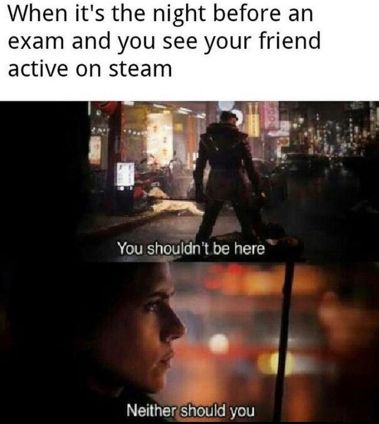 let's game together - meme