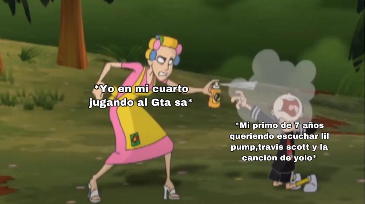Mejor escuchen la CHONA - meme