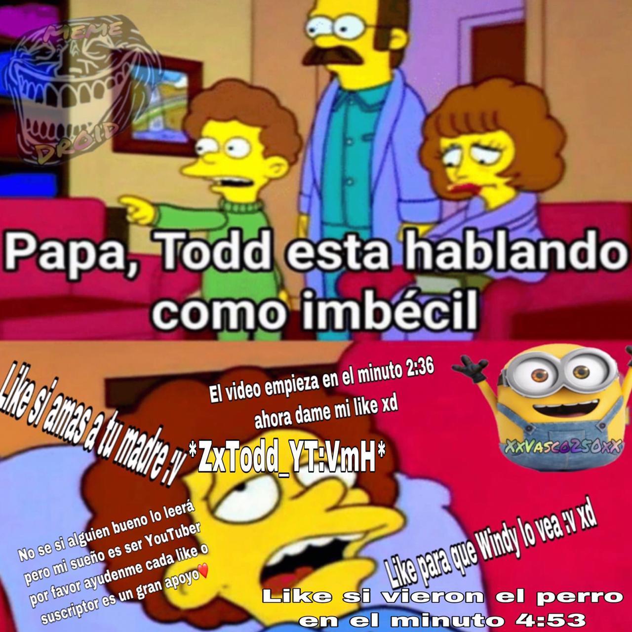Retrasa2 de YouTube - meme