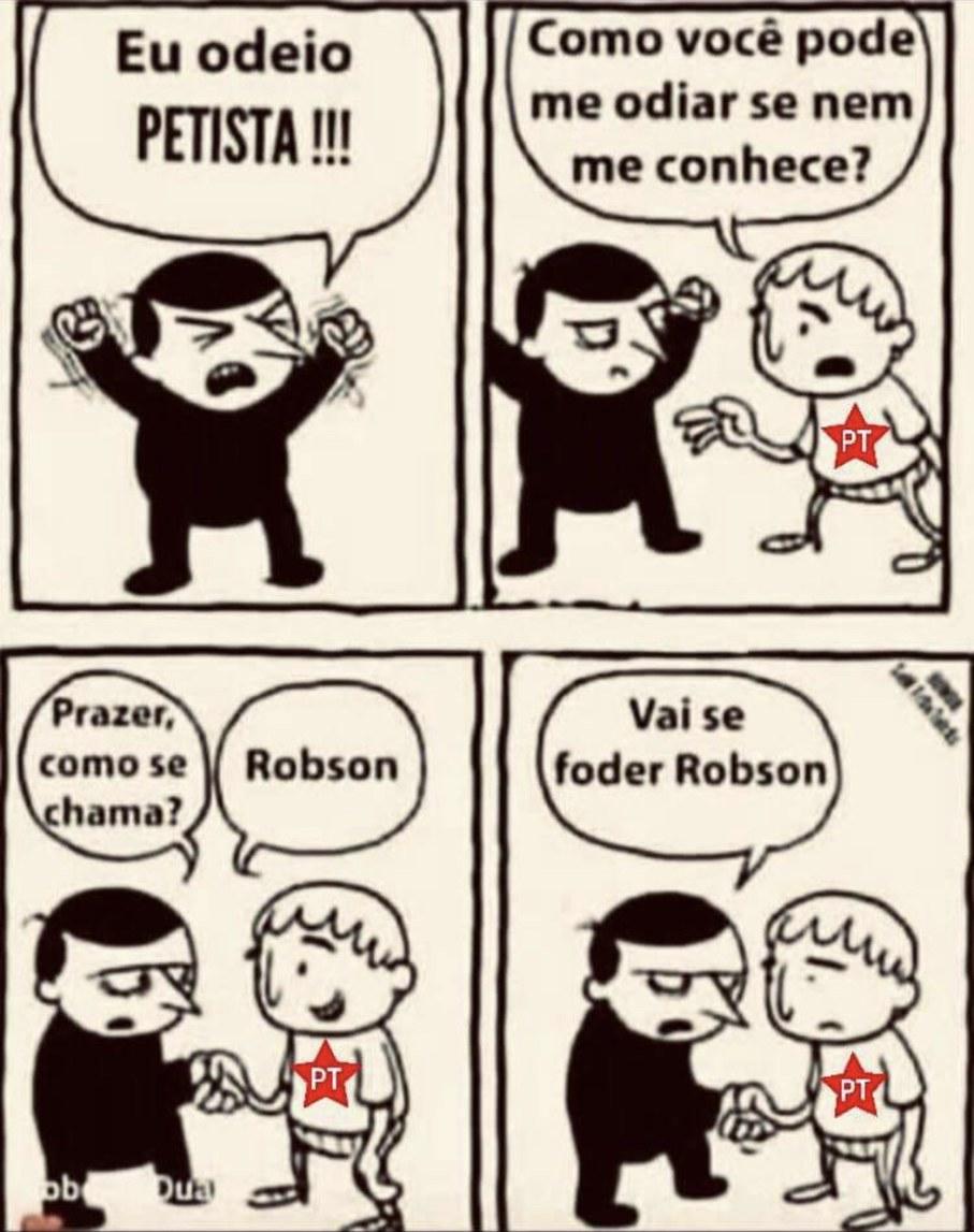 E aí, Robson!? - meme