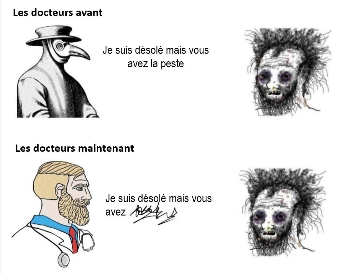chloroquine - meme