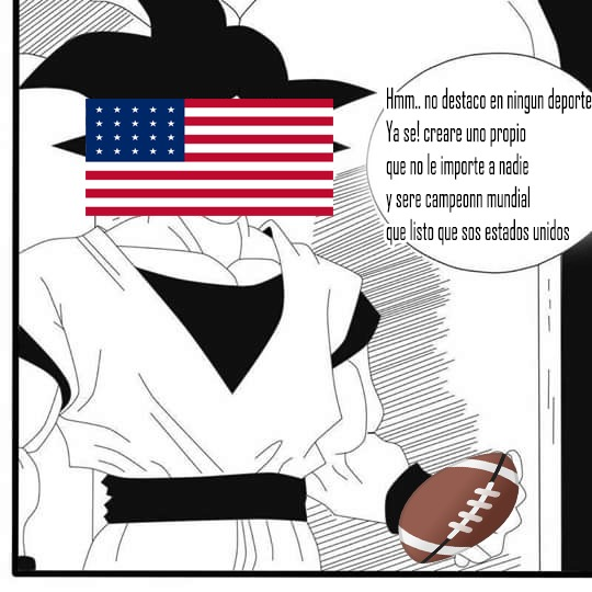 Muy inteligente USA - meme