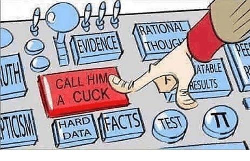 I go to debate club - meme