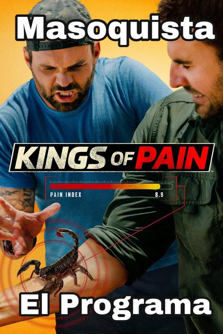 Contexto: Es un programa de History Channel de dos tipos bien fumados que quieren saber cuanto dolor genera los animales ._.XD - meme