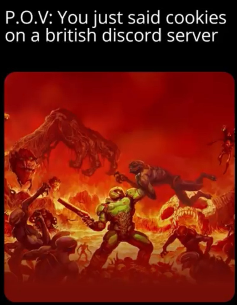 YA MEAN BISCUITS BRUV - meme