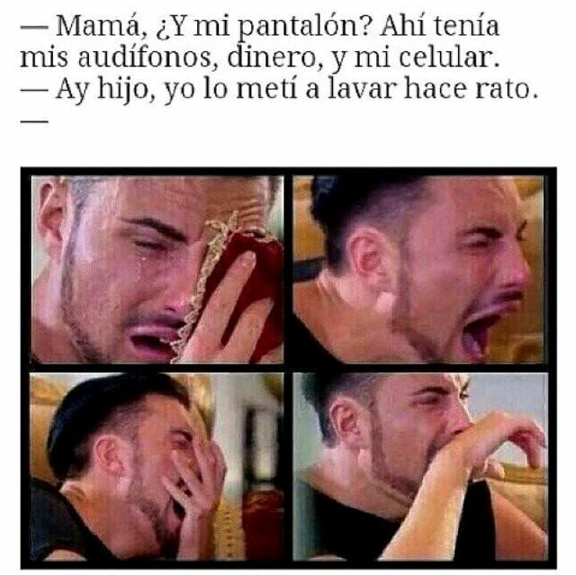 Que sad - meme