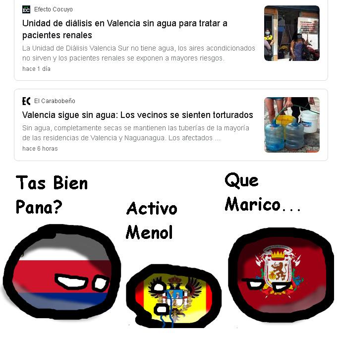 Pobre Valencia - meme