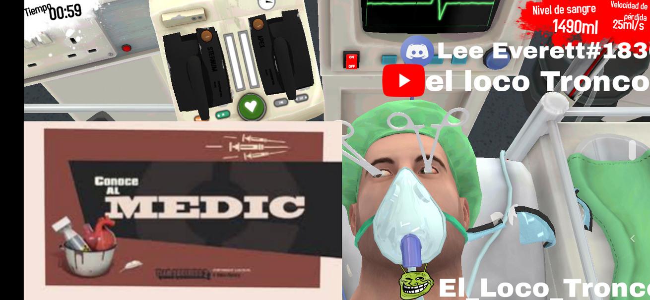 Conoce al medico - meme