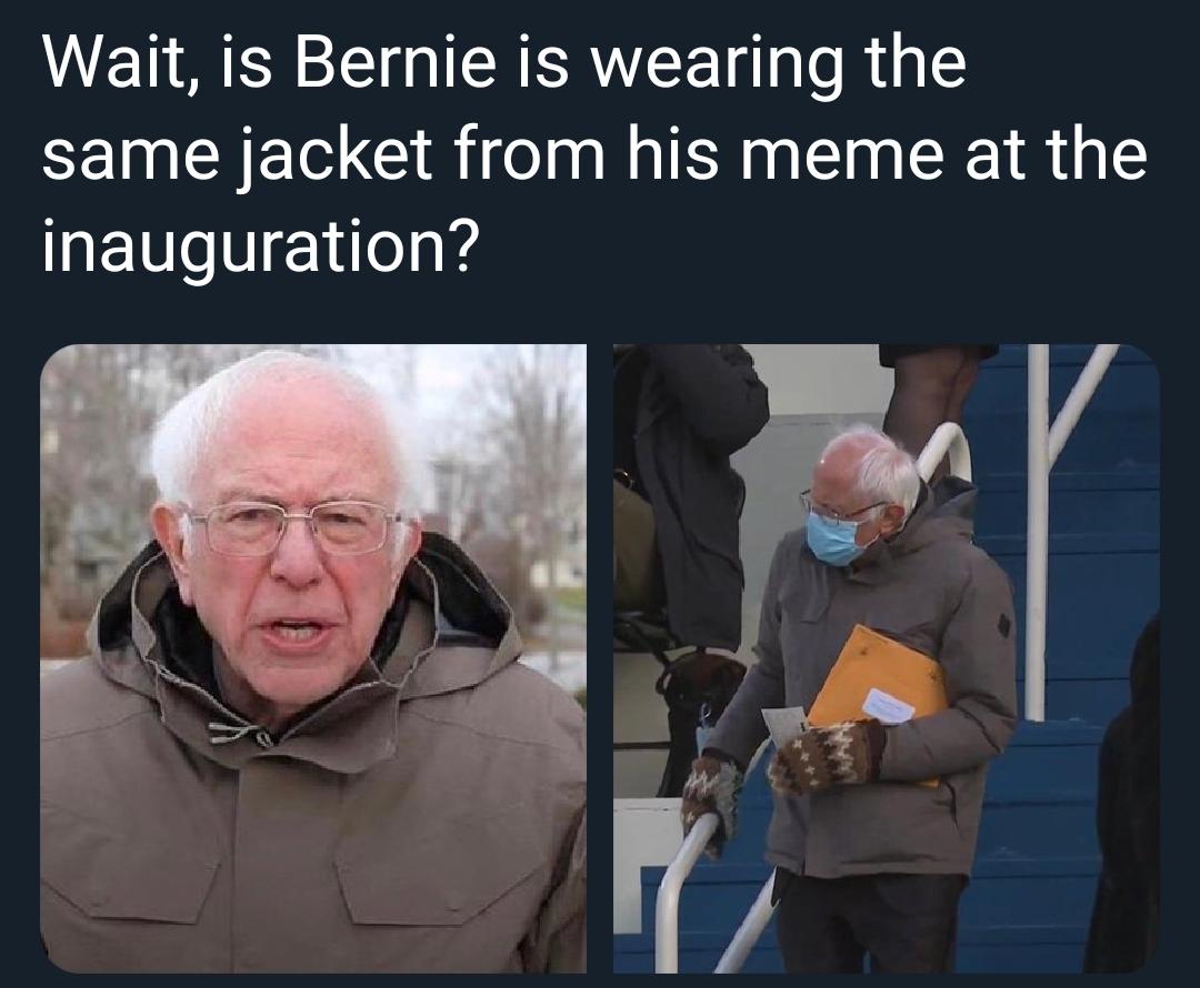 He is! - meme