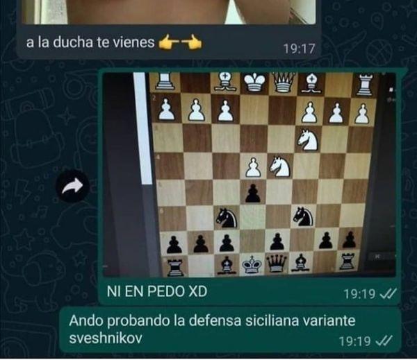 Espero que a la comunidad de Memedroid le guste el ajedrez