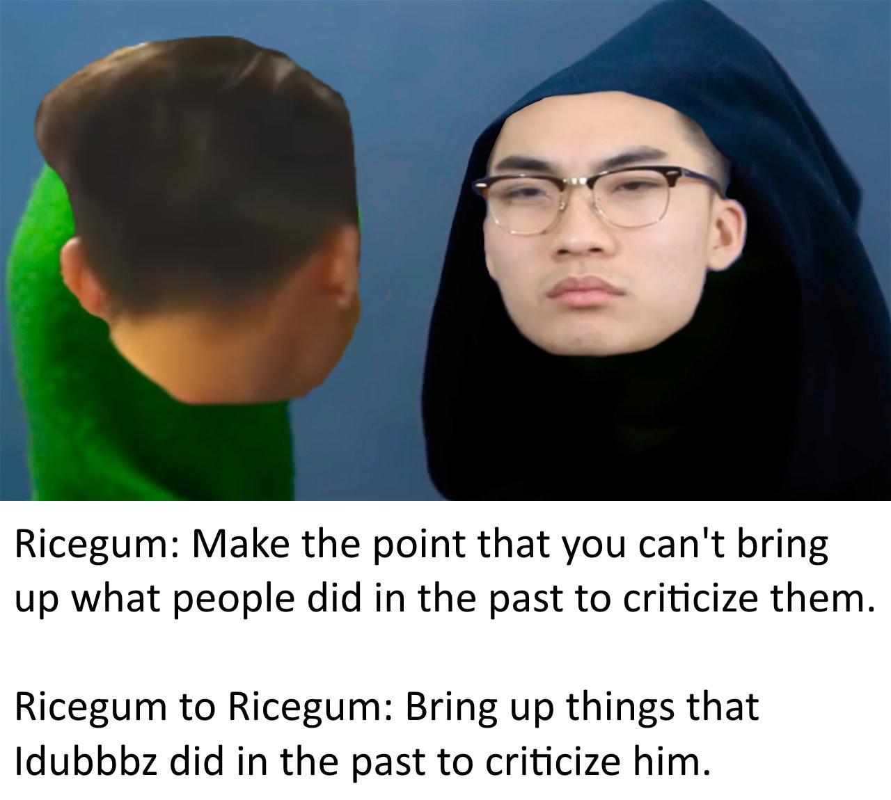 Ricegum - meme