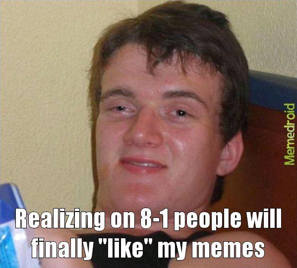 Tadow - meme