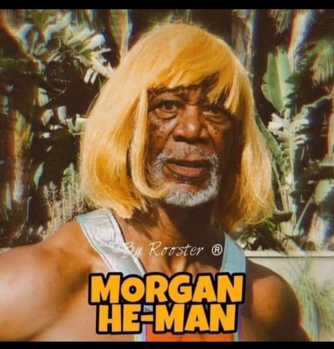 Morgan he-man - meme
