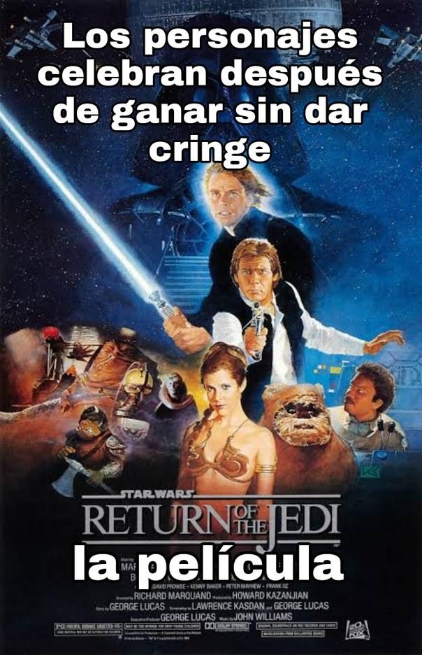 El meme es original, solo modifiqué un poco la idea, espero saberle a este formato