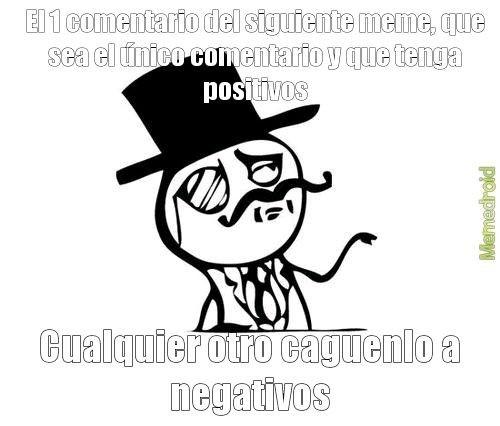 De nada :) - meme