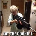 Ok Grandma, calm down..