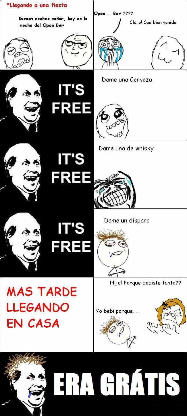 it's free! - meme