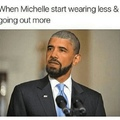Obama come back it's okay