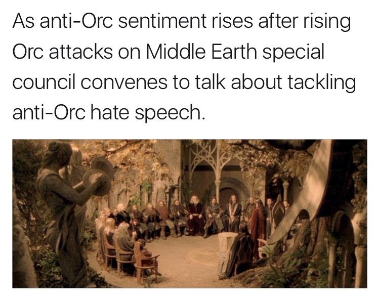 Orcism - meme