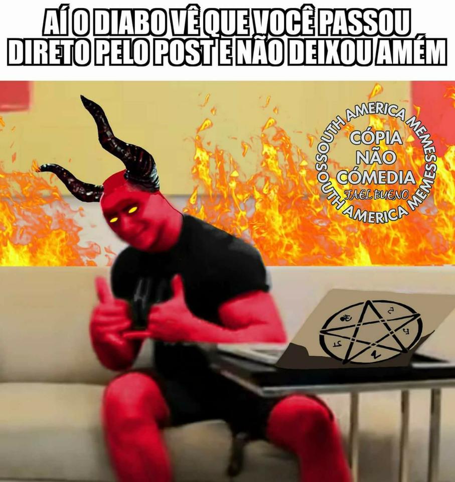 S A T A N Á S - meme