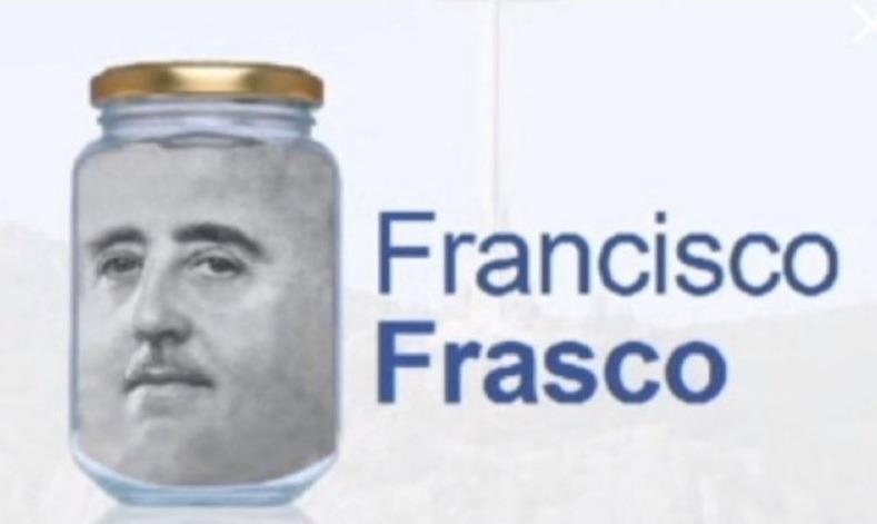 Como dijo El Gran Vicente Romero los verdugos del franquismo se fueron de rositas - meme