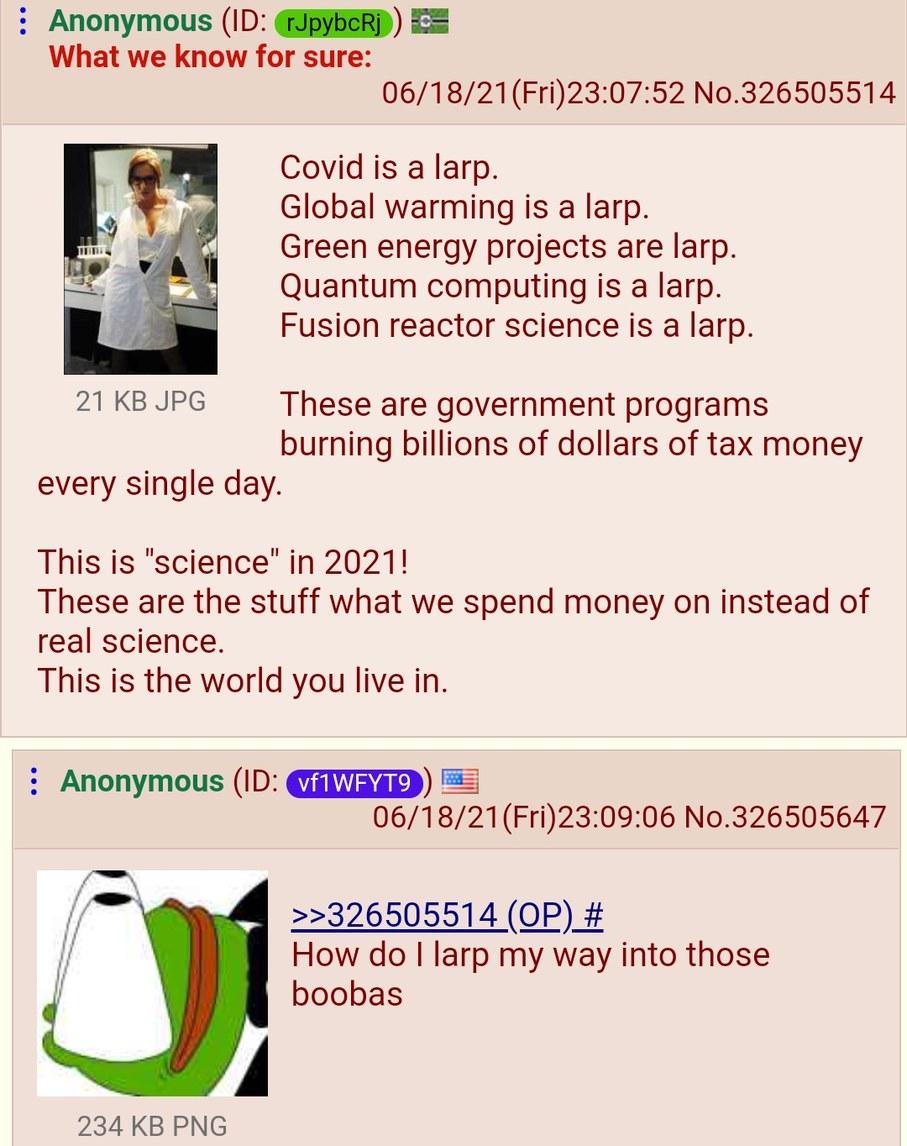 sexy science lady - meme