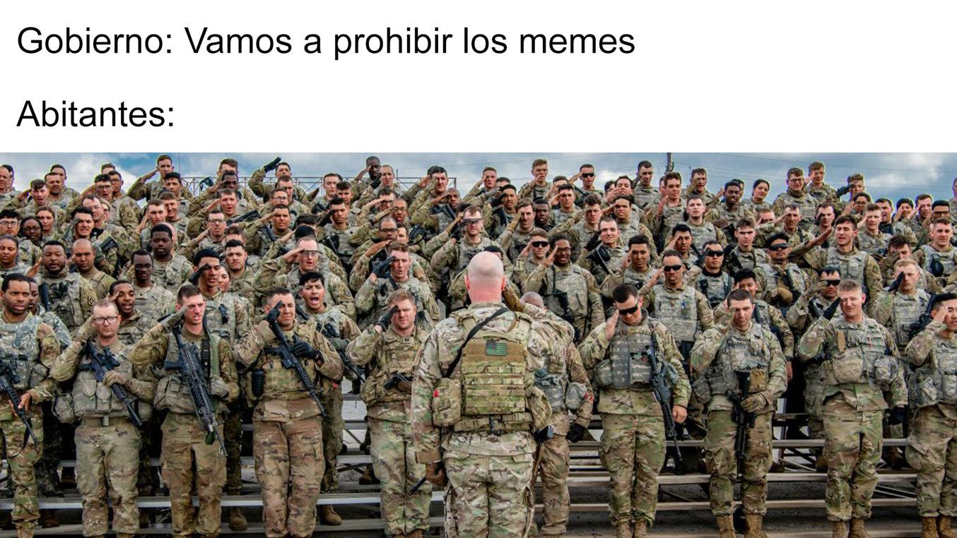 Nadie nos quita los memes