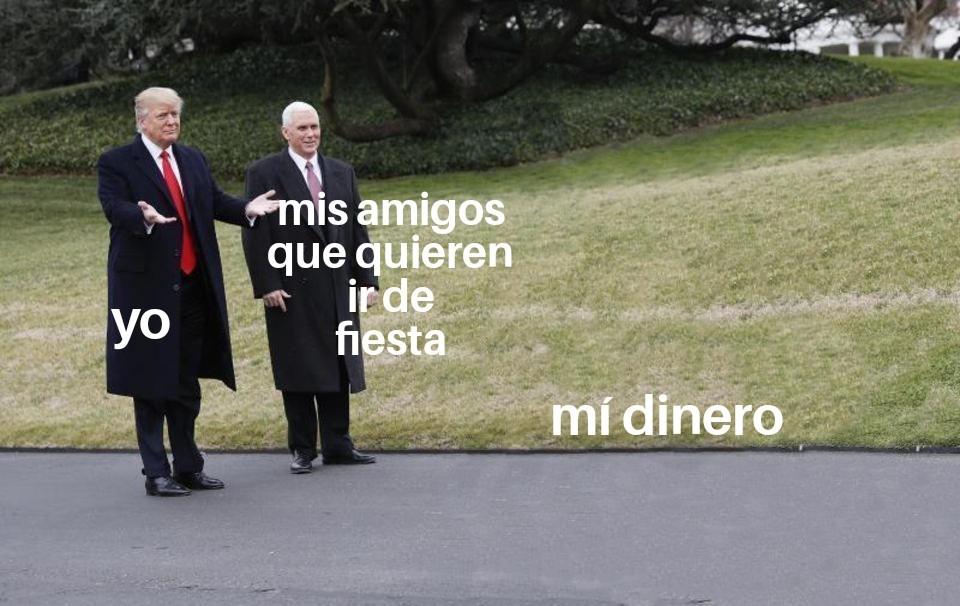 Donald truck - meme