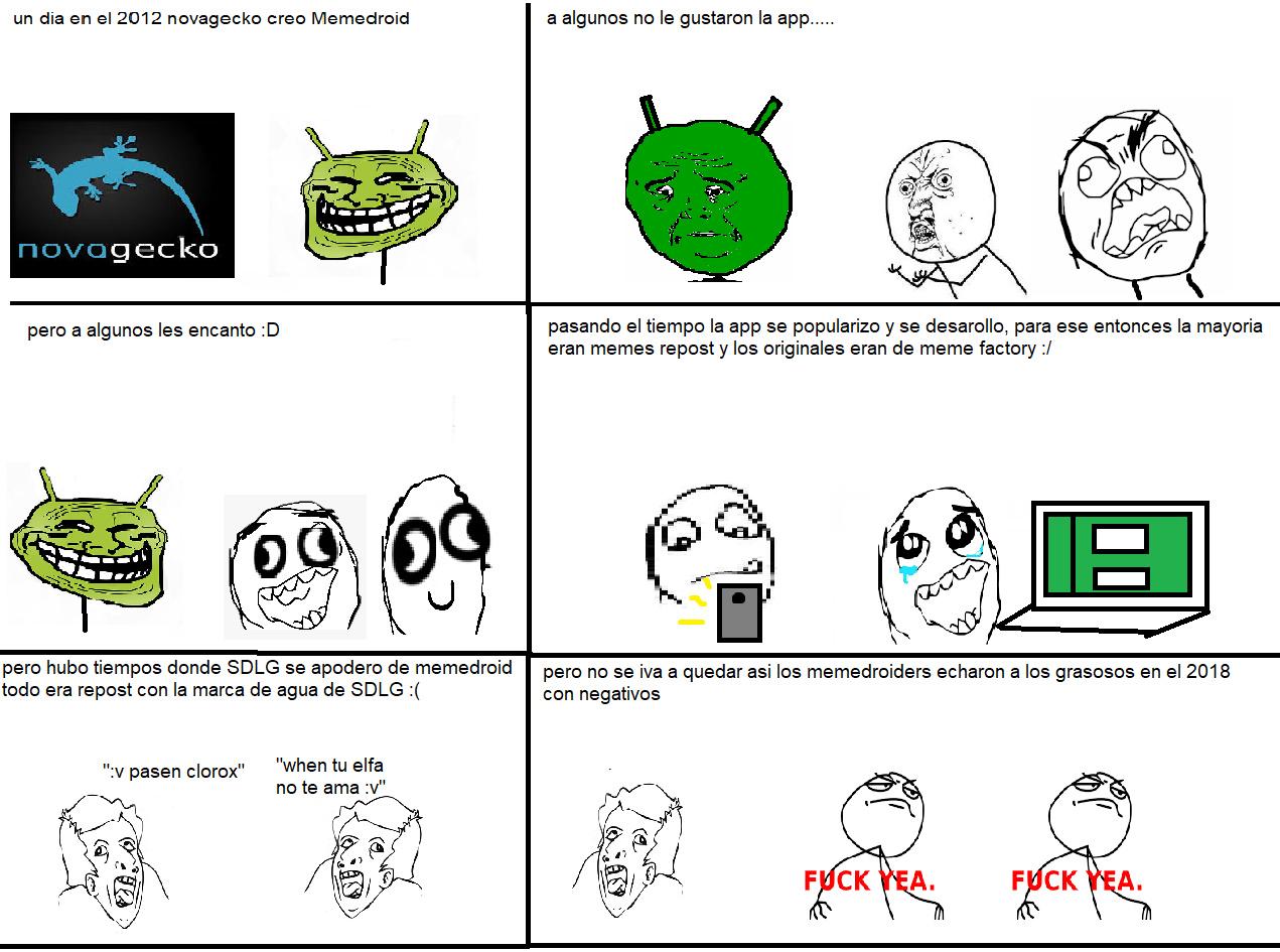 historia de memedroid parte 1
