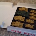 It's pizza panzer time !!